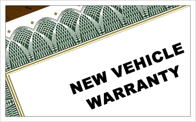 Automotive New Vehicle Warranty Service in Toronto