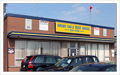 Automotive Service and Repair in Toronto